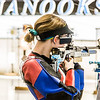 "Sophomore Jamie Barnes competes in the air rifle event during the Nanooks' meet against the Citidel Jan. 20 in the E.F. Horton Rifle Range on the Fairbanks campus.  <div class=""ss-paypal-button"">Filename: ATH-14-4042-73.jpg</div><div class=""ss-paypal-button-end"" style=""""></div>"