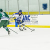 "Senior Colton Beck controls the puck early in the Nanooks' game against the Mercyhurst Lakers in the Patty Ice Arena.  <div class=""ss-paypal-button"">Filename: ATH-13-3982-33.jpg</div><div class=""ss-paypal-button-end"" style=""""></div>"