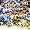 "The Nanooks celebrate after succesfully defending the Alaska's Governor's Cup  with a shoot-out victory over the UAA Seawolves March 8.  <div class=""ss-paypal-button"">Filename: ATH-14-4109-316.jpg</div><div class=""ss-paypal-button-end""></div>"
