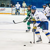 "Senior Adam Henderson looks toward the goal during the Nanooks' 2-1 win over North Dakota in the Carlson Center.  <div class=""ss-paypal-button"">Filename: ATH-12-3601-19.jpg</div><div class=""ss-paypal-button-end"" style=""""></div>"