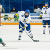 "Junior Colton Beck winds up for a slap shot during the Nanooks' 2-1 win over North Dakota in the Carlson Center.  <div class=""ss-paypal-button"">Filename: ATH-12-3601-91.jpg</div><div class=""ss-paypal-button-end"" style=""""></div>"