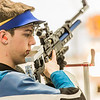 "Sophomore Tim Sherry concentrates between shots while competing in the small bore event during the Nanooks' meet against the Citidel Jan. 20 in the E.F. Horton Rifle Range on the Fairbanks campus.  <div class=""ss-paypal-button"">Filename: ATH-14-4042-40.jpg</div><div class=""ss-paypal-button-end"" style=""""></div>"