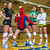 "Members of the Nanook volleyball team don superhero costumes to promote upcoming special events.  <div class=""ss-paypal-button"">Filename: ATH-13-3908-128.jpg</div><div class=""ss-paypal-button-end"" style=""""></div>"