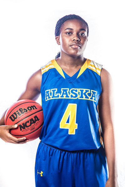 """Sophomore Benissa Bulaya is a guard on the Lady Nanooks from Sacramento, Calif.  <div class=""""ss-paypal-button"""">Filename: ATH-12-3625-048.jpg</div><div class=""""ss-paypal-button-end"""" style=""""""""></div>"""