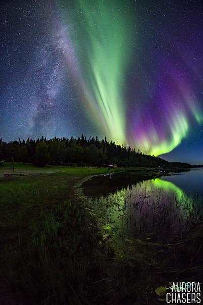 Aurora-Milkyway