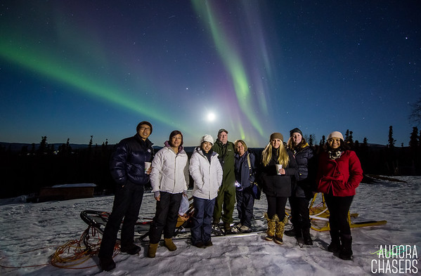 Aurora Portraits - Northern Lights Photography Tours