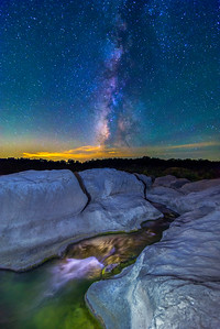 Two Rivers - Pedernales Falls State Park,