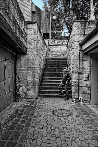 Kelly's Steps, Hobart