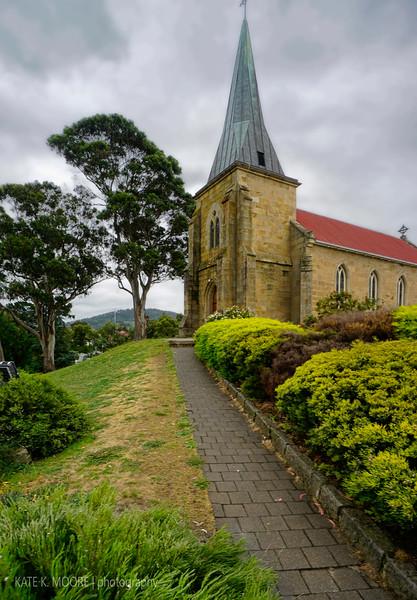 St John's Church, Richmond, Tasmania