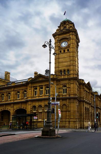 General Post Office, Hobart