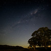 The Milky Way above Hunter Valley