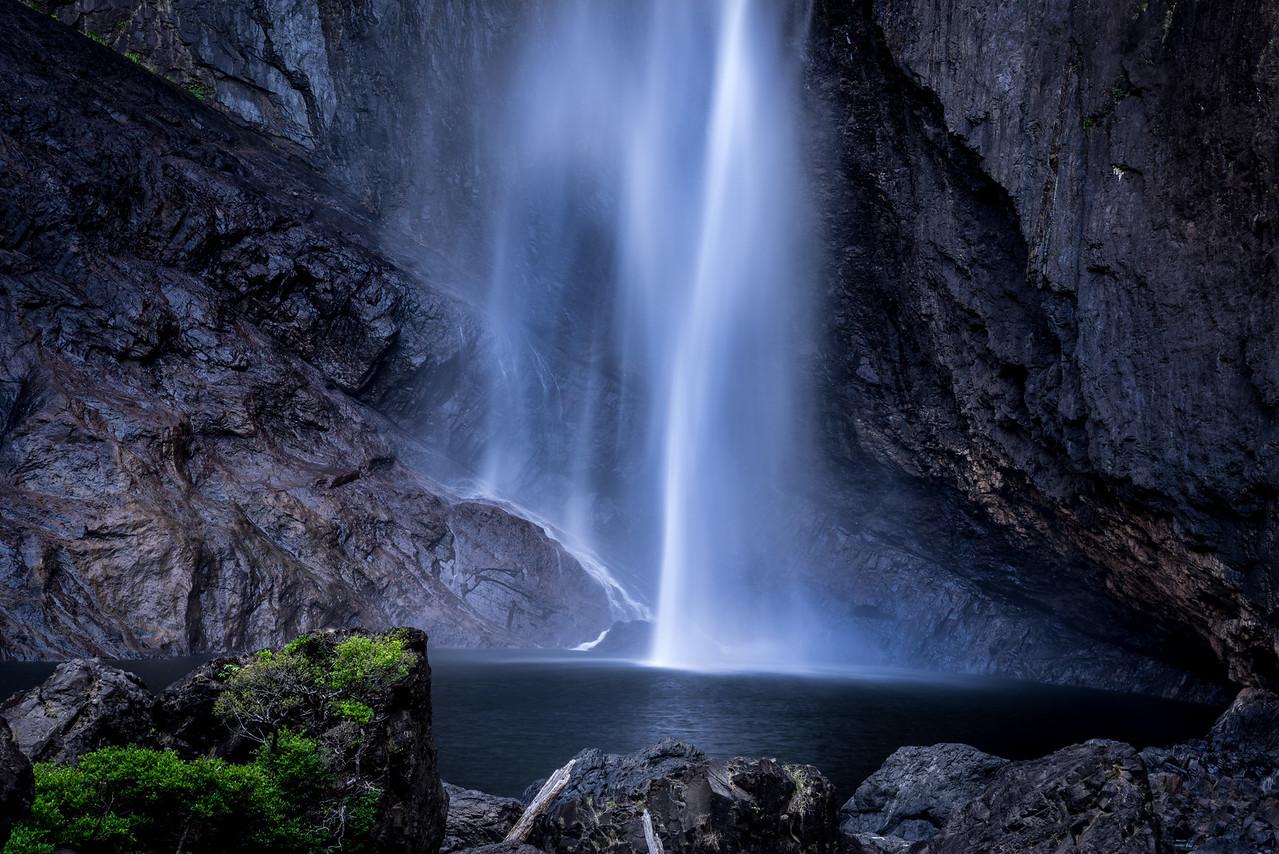 Wallaman Falls Pool