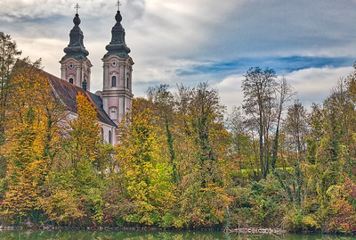 St George's Church, Inn River, Austria-2