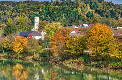 St George's Church, Inn River, Austria-10