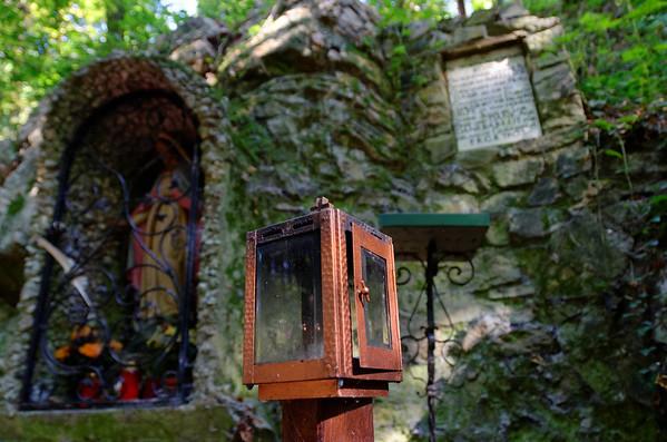 Holy Mary's worship place, Hainburg