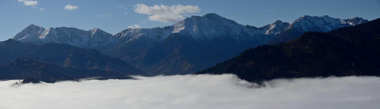 Geierhaupt, 2417m, Niedere Tauern