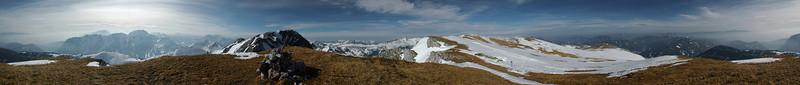 Hochturm 360° panorama