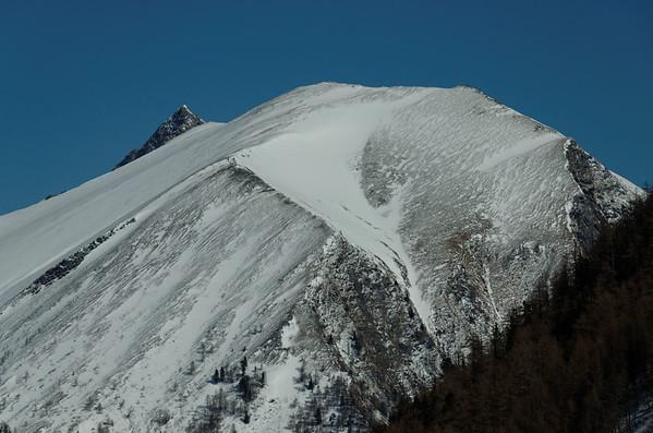 Helm 2340m, Hohe Tauern, Austria