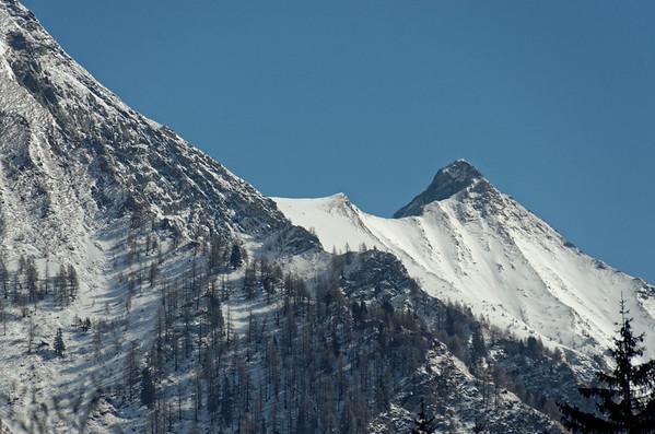 Grießenspitze, Hohe Tauern, Austria