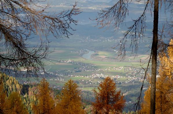 Hochstuhl, Karawanken