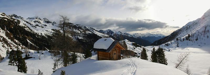 Sauna cottage, Bärenkopfhütte