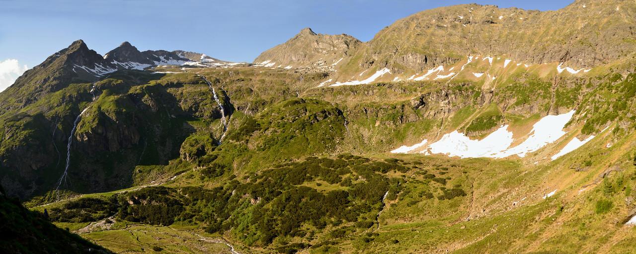 Trattenkar, Oberes Schareck, 2575 m