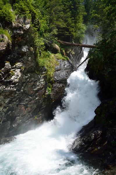 Riesach falls