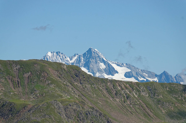 Grossglockner from West