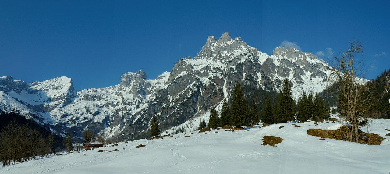 Tauernscharte skiing tour