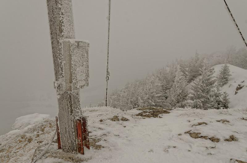 Winter tour to Hochstaff in Lower Austria's Voralpen