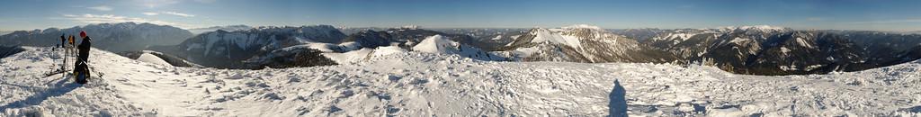 Königskogel 360° panorama