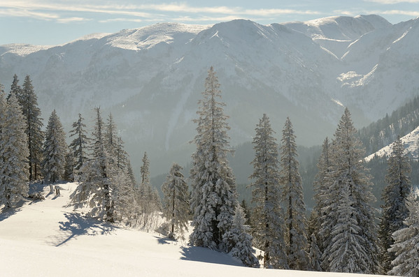 Königskogel skiing tour