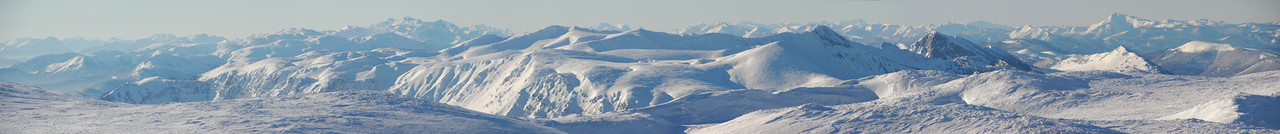 Scheibwaldhöhe panorama