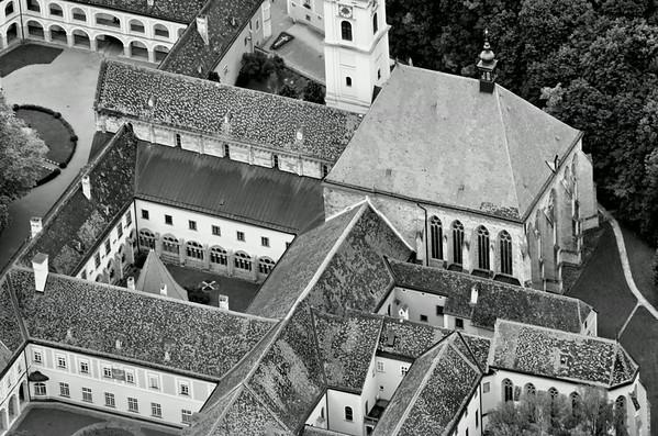 Stift Heiligenkreuz, Wienerwald, Austria