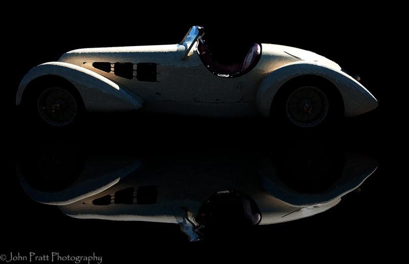 """""""'34 Alfa-1""""<br /> 1934 Alfa Romero 8C Zagato"""