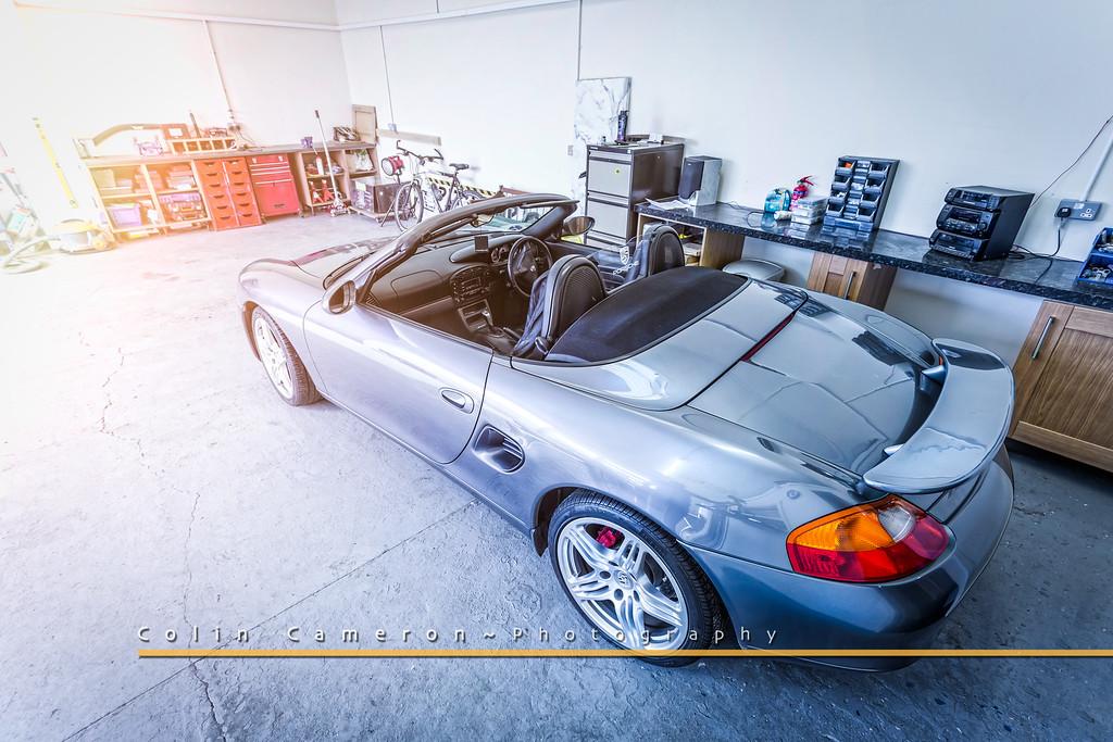 Callys Porsche