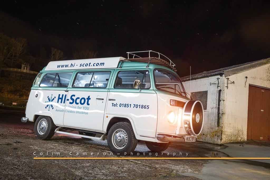 Hi-Scot Camper