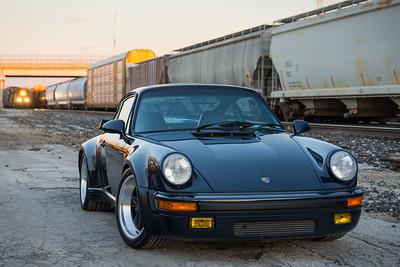 Chad's 1983 Porsche 930