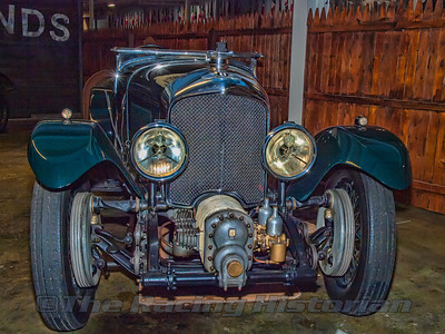 1931 Bentley 4.5 Liter Supercharged