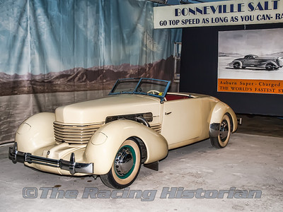 1937 Supercharged Cord 812