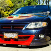 Custom Air Brushed Holden Commodore