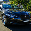 Black Jaguar XF