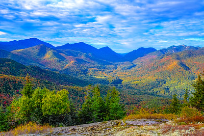 Fall Colors from Hopkins Mountain