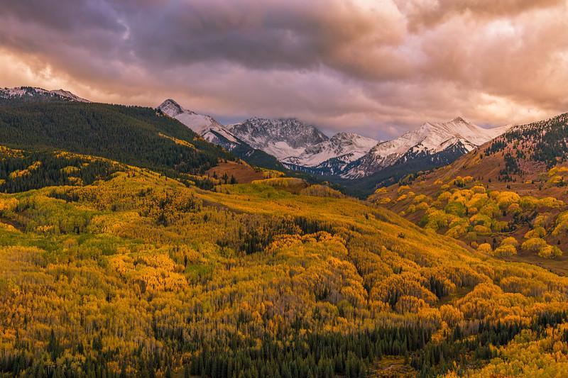 Capitol Peak Sunrise