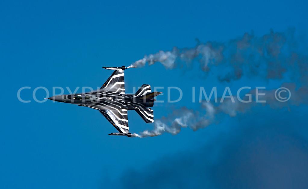 Belgian F16
