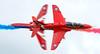 Red Arrows Synchro cross