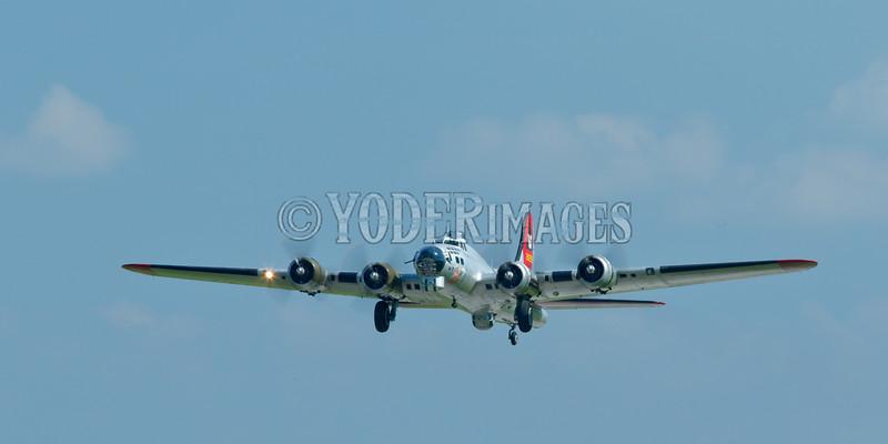 Boeing B-17 Super Fortress