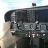 Cessna Skyhawk SP Cockpit
