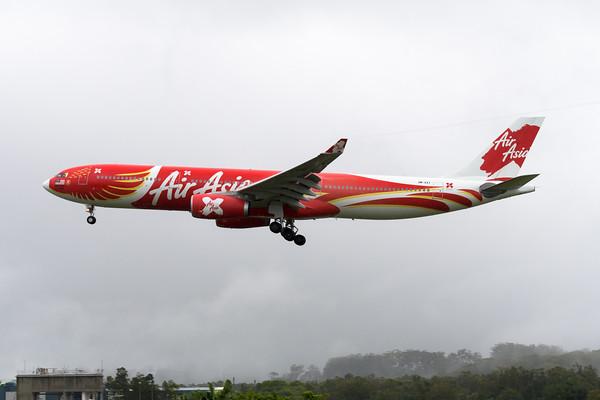 MMPI_20200208_MMPI0063_0035 - AirAsia X Airbus A330-343 9M-XXT (Xcintillating PhoeniX Livery) as flight D7200 on approach to Gold Coast Airport (YBCG) ex Kuala Lumpur (WMKK).