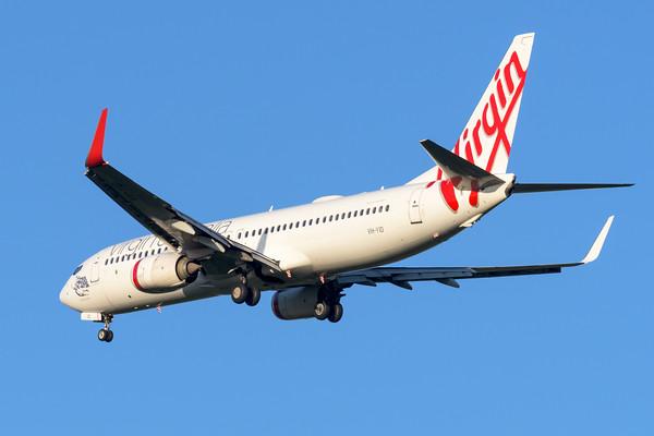 "MMPI_20200322_MMPI0063_0048 - Virgin Australia Boeing 737-8FE VH-YID ""Maroubra Beach"" as flight VA965 on approach to Brisbane Airport (YBBN) ex Sydney (YSSY)."
